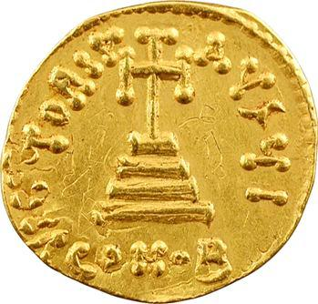 Constant II, solidus, Constantinople, 654-659