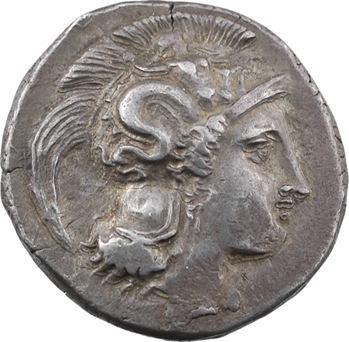 Lucanie, didrachme, Thurium, c.350-300 av. J.-C.