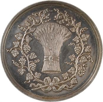 IIIe République, Société d'Agriculture de Dordogne, concours départemental, par Carré, s.d.