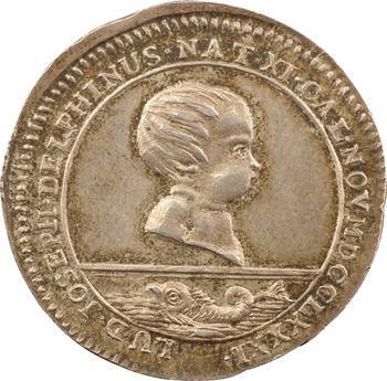 Louis-Joseph, dauphin, félicitations de Strasbourg pour sa naissance, 1781 Paris