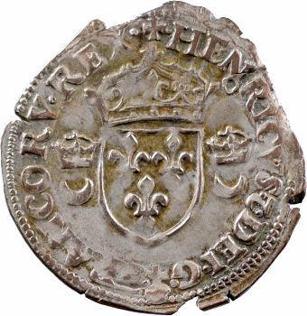 Henri II, Douzain aux croissants, 1550 Montélimar
