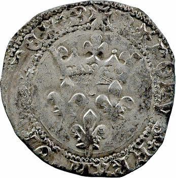 Charles VII, florette 2e émission, Bourges