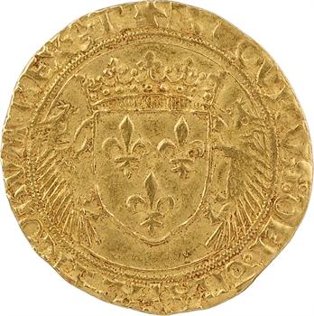 Louis XII, écu d'or au porc-épic, Bordeaux