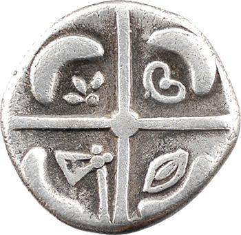 Longostalètes, drachme série VI variété 2, c.121-52 av. J.-C.
