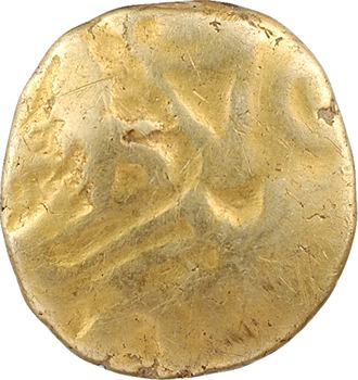 Suessions, statère d'or à l'œil, c.65-35 av. J.-C.