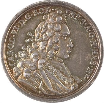 Autriche-Hongrie (Empire), couronnement de Charles VI, 1711