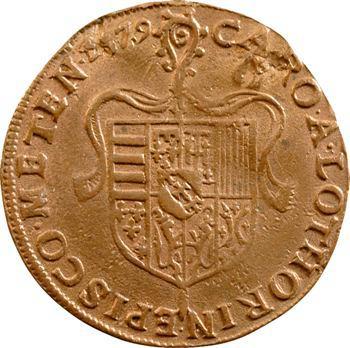 Metz (évêché de), Charles, fils de Charles III, 1579