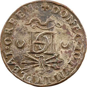 Bourgogne, Dijon (ville de), Henri II, jeton des traites foraines, 1552