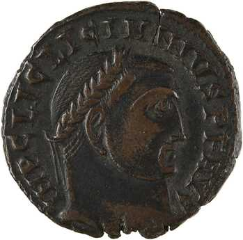 Licinius Ier, follis, Alexandrie, 313