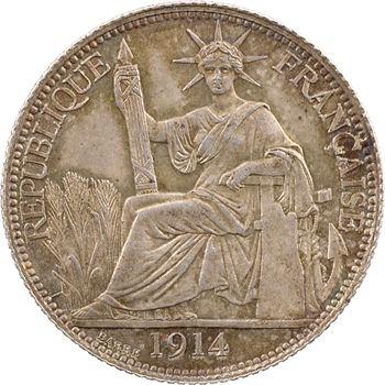 Indochine, 20 centièmes, 1914 Paris