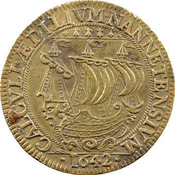 Bretagne, Nantes (mairie de), Charles Juchault, maire, 1642