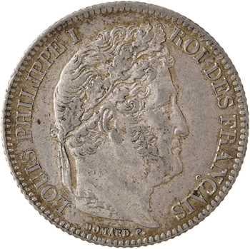 Louis-Philippe Ier, 1 franc, 1840 Paris