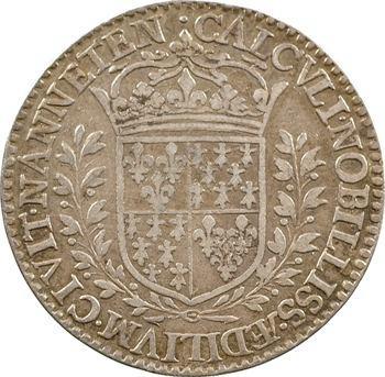 Bretagne, Nantes (mairie de), Bernard René, maire, 1634