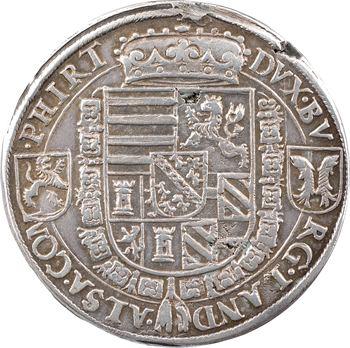 Alsace (landgraviat d'), Ferdinand archiduc, thaler, s.d. Ensisheim