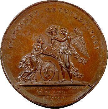 Louis XIV, médaille de la prise de Lille, 1667