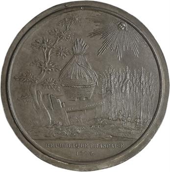 Convention, la paix aux chaumières, 1792 Paris