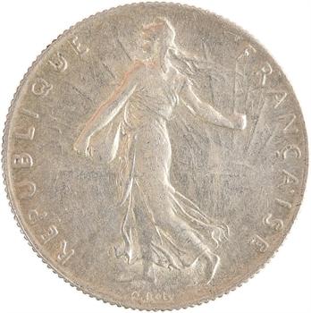 IIIe République, 50 centimes Semeuse, 1903 Paris
