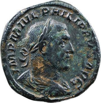 Philippe, sesterce, Rome, 247