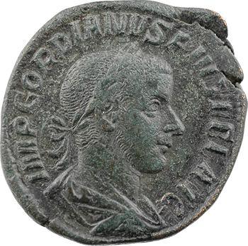 Gordien III, sesterce, Rome, 241-243