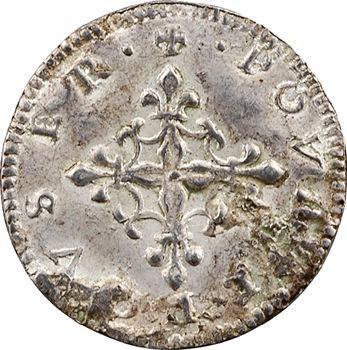 Charles IX (ou 2e moitié du XVIe s.), denier tournois pour épouser, bractéates assemblées, s.d. Paris