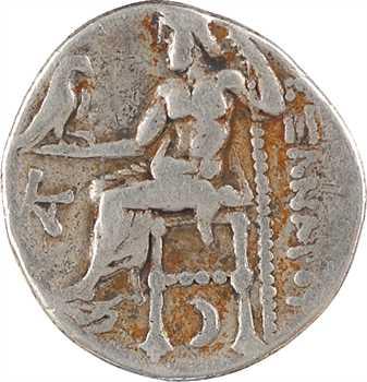 Macédoine, Alexandre le Grand, drachme, Colophon, c.310-301 av. J.-C.