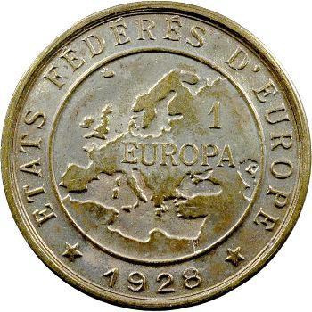 IIIe République, 1 europa, 1928