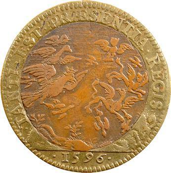 Conseil du Roi, Henri IV, 1596 Paris
