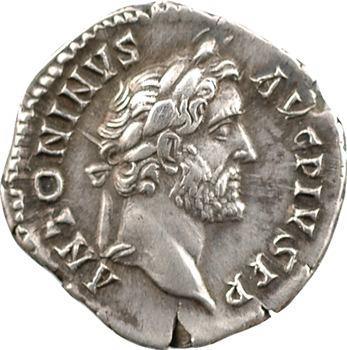Antonin le Pieux, denier, Rome, 145-147
