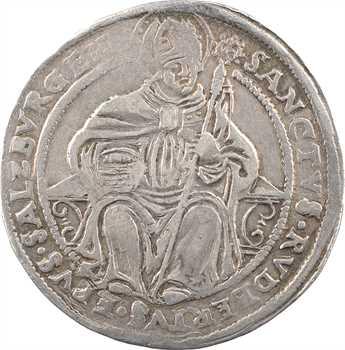 Autriche, Salzbourg, Michael von Küenburg, guldiner, 1559 Salzbourg