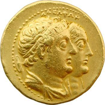 Égypte, Ptolémée II, octodrachme, Alexandrie, c.270-246 av. J.-C.
