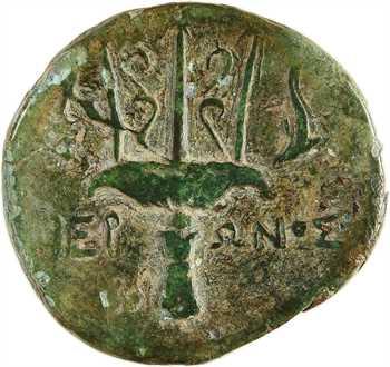 Sicile, Syracuse, Hiéron II, litra, 260-220 av. J.-C