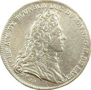 Artillerie, Louis-Auguste de Bourbon, 1729
