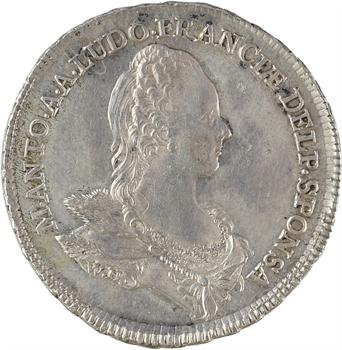 Marie-Antoinette, mariage par procuration avec Louis (XVI), 1770 Vienne