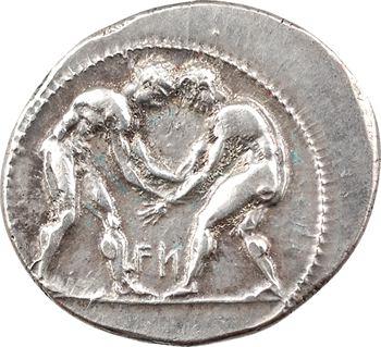 Pamphylie, Aspendos, statère, 370-333 av. J.-C.