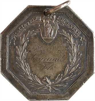Suisse, Genève, prix de la Société des Arts, par Wielandi, s.d