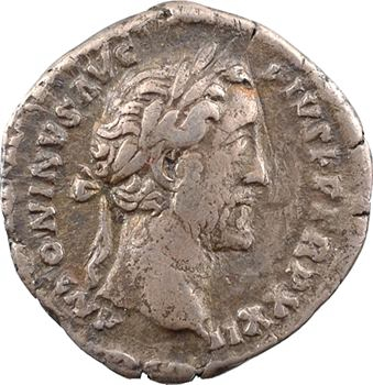 Antonin le Pieux, denier, Rome, 158-159