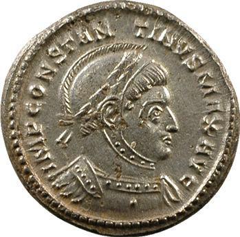 Constantin Ier, nummus, Trèves, 319