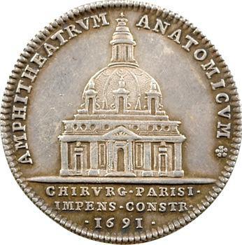 Paris (ville de), école de chirurgie, 1699