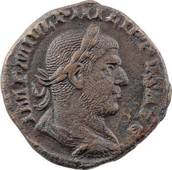 Philippe Ier, sesterce, Rome, 249