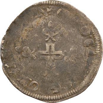 Comtat Venaissin, Grégoire XIII, double sol parisis, s.d. Avignon
