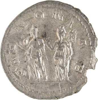 Trajan Dèce, antoninien, Rome, 249-251