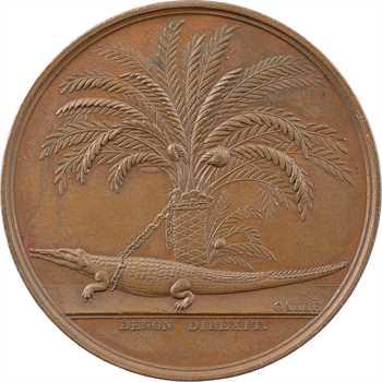 Égypte, conquête de la Haute Égypte, par Galle, An VII (1798) Paris
