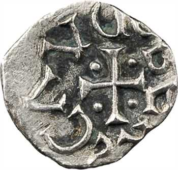 Aquitaine, Uzerche, denier, c.675-750