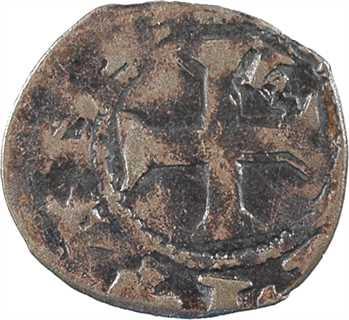 Bretagne (duché de), Jean IV, denier tournois, s.d. (c.1341-1350) Hennebont