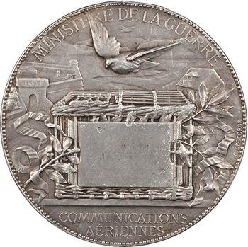 Siège de Paris, médaille des communications aériennes, 1870-1871 Paris
