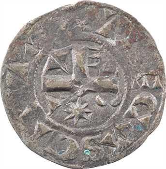 Troyes (comté de), Henri I ou II, denier, Troyes