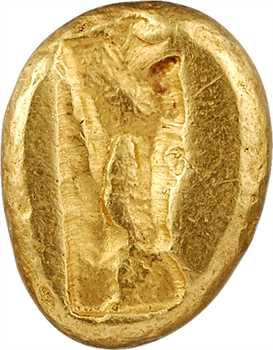 Royaume Achéménide, Darius Ier à Xerxès II, darique d'or, Sardes, c.485-420 av. J.-C.