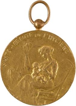 IIIe République, Concours de bébés, par Debarre, éditions Bory, 1913