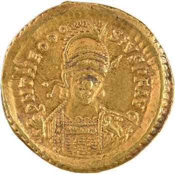 Théodose II, solidus, Constantinople, 430-440