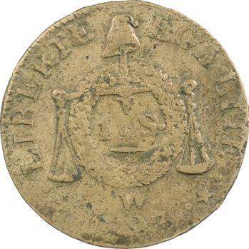 Convention, sol aux balances, 1793 Lille